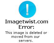 buns in red underwear