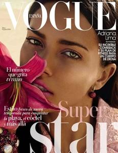 Vogue Magazine (May 2014) Spain