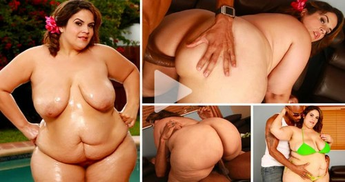 Jazmine Torres   Humongous tits, Hips and Ass Big Black Cock Lover HD