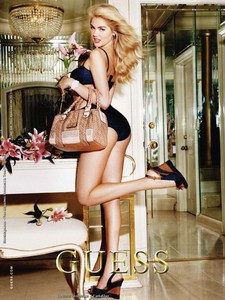 Guess Accessories Ad Campaign (2011) Spring / Summer
