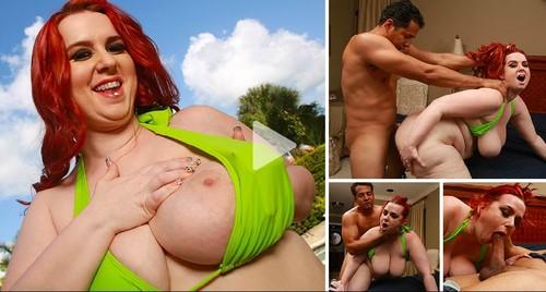 Amerie Thomas   Huge Breasts Too Much Work HD