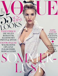 Vogue Magazine (June 2014) Germany