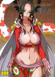 Majimeya Isao One Piece Grandline Chronicle 1 2 3 Colorful Tits Hentai Manga Doujinshi English
