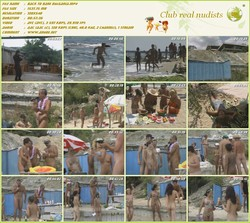 Back to bare Bulgaria - enature - (RbA 720x540 - 1.5Gb) Nudists Bulgaria