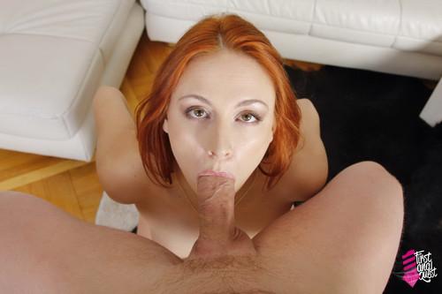 Blonde pornstars titty fucking