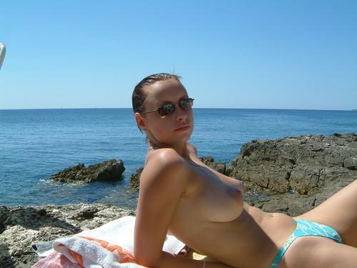 жёны на нуд пляже фото