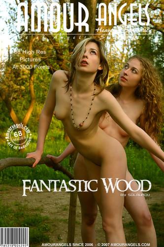 AmourAngels Olya and Kseniya Fantastic Wood