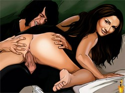 Bondage genital male